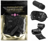 Sada erotických pomůcek Instruments of Pleasure Purple