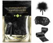 Sada erotických pomůcek Instruments of Pleasure Green