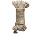 Bondage konopné lano Hogtied Bind & Tie 9 m