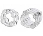 Sada dvou erekčních kroužků COLT Enhancer Rings