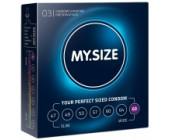 Kondomy MY.SIZE 69 mm 3 ks