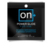 Gel na erekci Sensuva ON Power Glide for Him 3 ml (VZOREK)