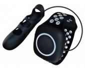 Minivibrátor na prst s ovládacím náramkem Touché