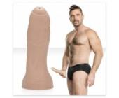 Realistické dildo pornoherce MANUEL FERRARA 19,7 cm