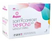 Menstruační tampony Beppy DRY 8 ks
