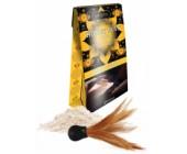 Slíbatelný tělový pudr Honey Dust Coconut Pineapple