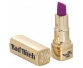 Diskrétní vibrátor ve tvaru rtěnky Bad Bitch Lipstick