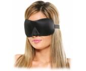 Tvarovaná maska na oči Deluxe Fantasy Love Mask