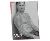 Nástěnný erotický kalendář Muži 2022