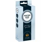 Kondomy MISTER SIZE 53 mm 10 ks