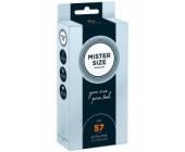 Kondomy MISTER SIZE 57 mm 10 ks