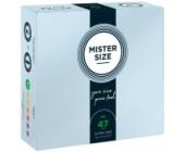 Kondomy MISTER SIZE 47 mm 36 ks