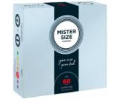 Kondomy MISTER SIZE 60 mm 36 ks