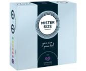 Kondomy MISTER SIZE 69 mm 36 ks