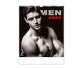 Nástěnný erotický kalendář MEN 2022 exkluzivní edice