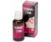 Kapky YUMMY CUM zlepšení chuti i vůně spermatu
