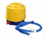 Šlapací nafukovací pumpa na gumové panny