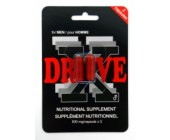 Tablety na posílení erekce Drive X