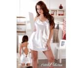 Sexy Negližé noční košilka bílá