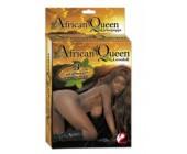 Nafukovací panna Africká královna African Queen