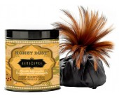 Honey Dust Sweet Honeysuckle slíbatelný pudr s vůní květin