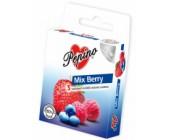 Kondomy Pepino Mix Berry s ovocným aroma (3 ks)