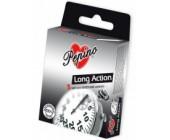 Kondomy Pepino Long Action (3 ks) pro oddálení orgasmu