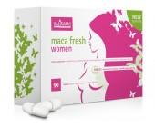 MACA FRESH Women (90 kapslí) pro sexuální a celkové zdraví žen