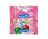 Kondom Pasante Bubblegum Burst s příchutí sladké žvýkačky (1 ks)