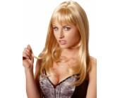 Dlouhá paruka Yvette v blond odstínu