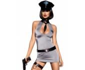 Erotický kostým policistky Obsessive Police