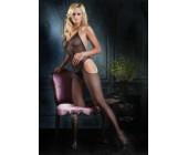 Erotický síťovaný catsuit Leg Avenue