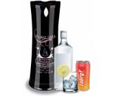 Silikonový lubrikační gel Voulez-Vous Vodka Energy
