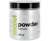 Práškový lubrikační gel na vodní bázi Male Powder