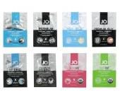 Balíček lubrikantů System JO 8 x 3 ml