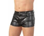 Sexy pánské boxerky ve stylu wetlook