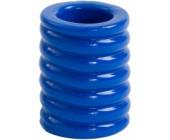 Erekční kroužek Cock Cage Blue pro zaškrcení penisu