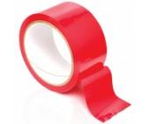 Červená páska na bondáž Pleasure Tape