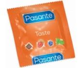 Kondom Pasante Blueberry s vůní borůvek (1 ks)