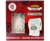 Erotický toaletní papír KAMASUTRA