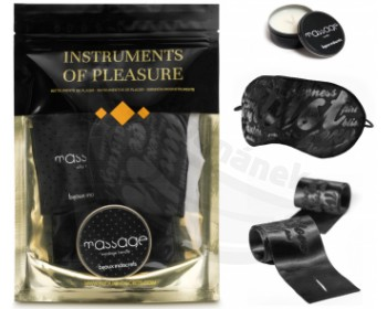 Fotka 1 - Sada erotických pomůcek Instruments of Pleasure Orange