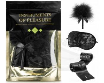 Fotka 1 - Sada erotických pomůcek Instruments of Pleasure Green