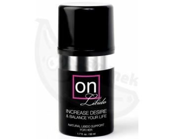 Fotka 1 - Stimulační afrodiziakální gel pro ženy Libido for Her