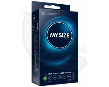 Fotka 1 - Kondomy MY.SIZE 47 mm 10 ks