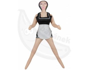 Fotka 1 - Nafukovací panna francouzská služebná