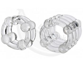 Fotka 1 - Sada dvou erekčních kroužků COLT Enhancer Rings