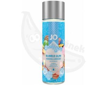 Fotka 1 - Lubrikační gel System JO H2O Bubble gum žvýkačková příchuť