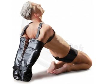 Fotka 1 - BDSM rukáv na fixaci rukou za zády