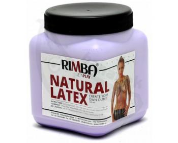 Fotka 1 - Tekutý latex ve fialové barvě 500 ml