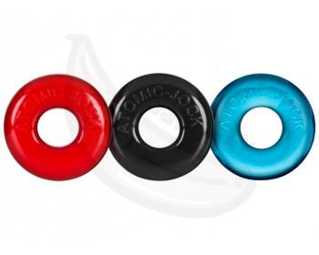 Fotka 1 - Sada erekčních kroužků Oxballs Ringer 3 ks
